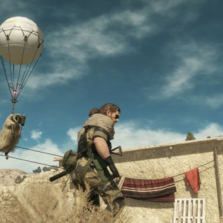 Oops ! I did it again ! #MetalGearSolidV #Balloon