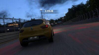 La gestion de la luminosité de DriveClub force le respect.