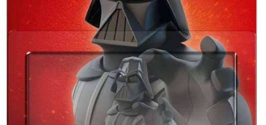 La figurine Disney Infinity Dark Vador tombe à point nommé !