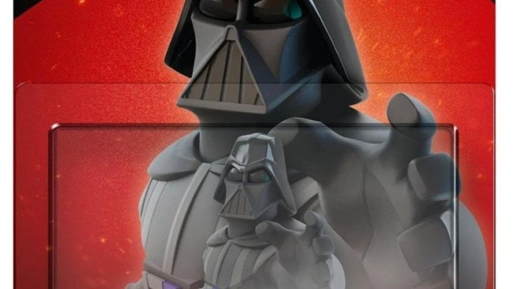 La figurine Disney Infinity Dark Vador tombe à point nommé !