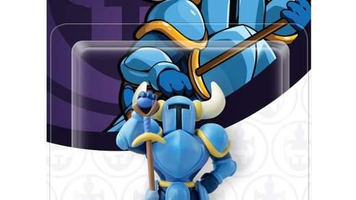 Il est là ! L'Amiibo Shovel Knight n'est pas un fake !