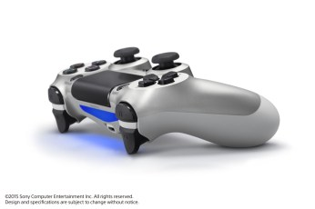DualShock 4 Silver