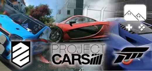 Forza 6 arrivera-t'il à changer la donne face à Project CARS et DriveClub ?