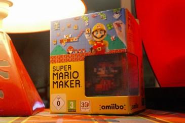 Otakugame - Amiibo Mario Pixel - 8540