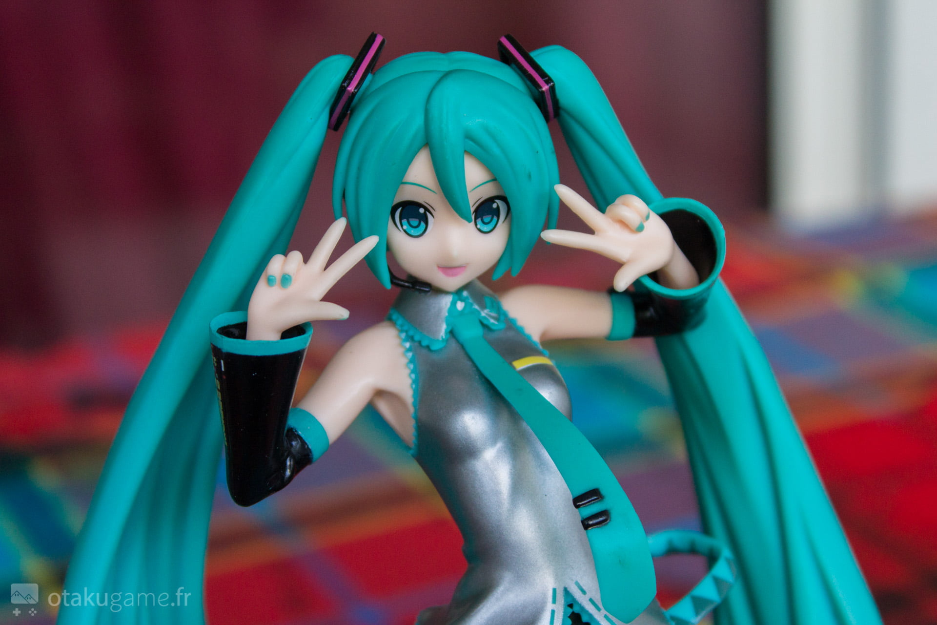 Test : La sublime figurine de Hatsune Miku de Project Diva ...