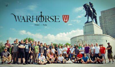 The Warhorse Team