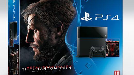 La PS4 n'est pas une collector, mais il y a 50€ de différence avec la PS4 Rouge de Big Boss !