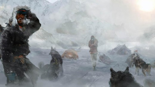 Artwork de Rise of the Tomb Raider