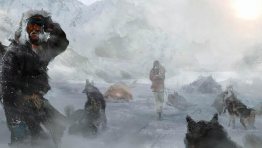 Artwork de Rise of the Tomb Raider