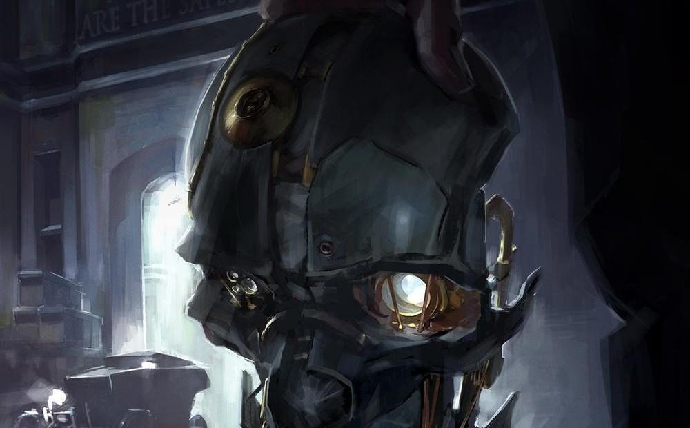 J'aime bien l'artwork sur la box de Dishonored Definitive Edition !