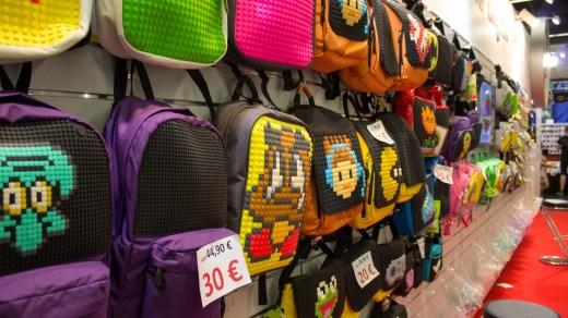 Découvrez les possibilités infinies des UPixel Bags !