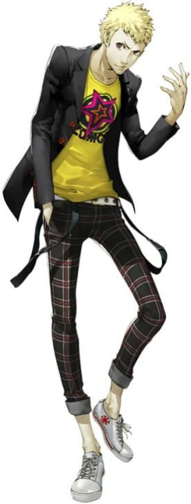 Persona 5 Artwork