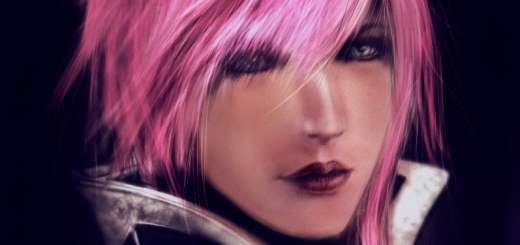 Lightning est évidemment mon dessin favoris. Vive Final Fantasy XIII !