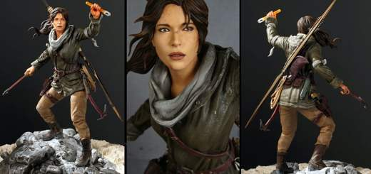 La figurine Rise of The Tomb Raider s'annonce excellente !