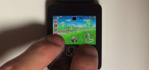 Jouer à la Gameboy Advance sur une montre Android