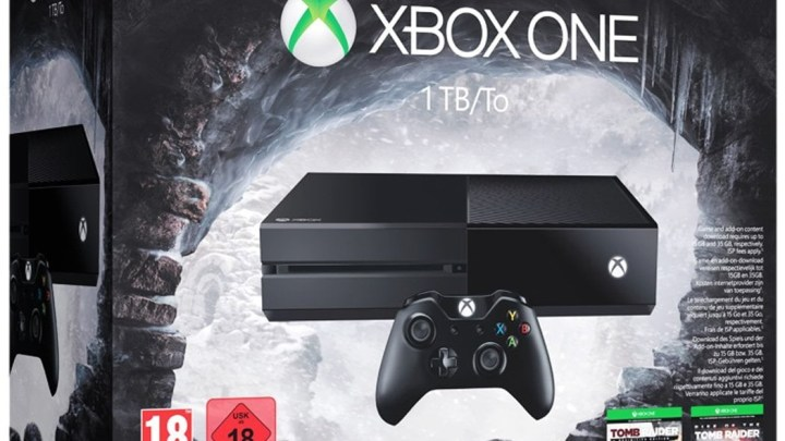 Le pack Xbox One Tomb Raider à petit prix !