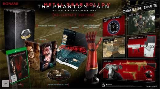 Qui se souvient du collector de Metal Gear Solid V ?