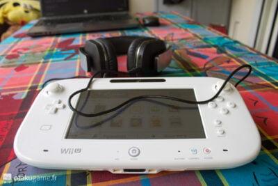 La Wii U se limite au filaire, mais cela fonctionne parfaitement (sauf le micro)