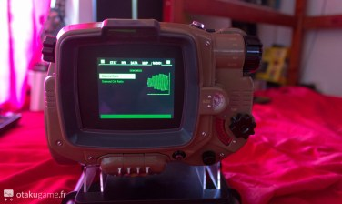 Fallout 4 édition collector PipBoy