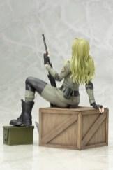Figurine de Sniper Wolf de Metal Gear Solid