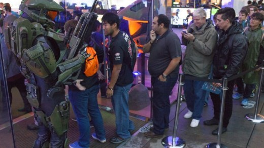 Le lancement de Halo 5 Guardians à Seattle fut folklorique !