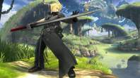 Cloud dans Super Smash Bros