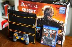 PS4 édition collector Call of Duty Black Ops 3