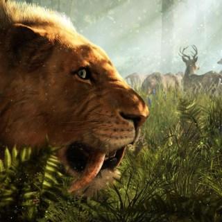 Une image de Far Cry Primal, le prochin fer de lance d'Ubisoft !