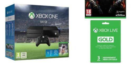 Une offre Xbox One à ne pas manquer pour les amateurs de foot !