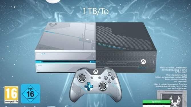 La Xbox One édition collector Halo 5 enfin en promo !