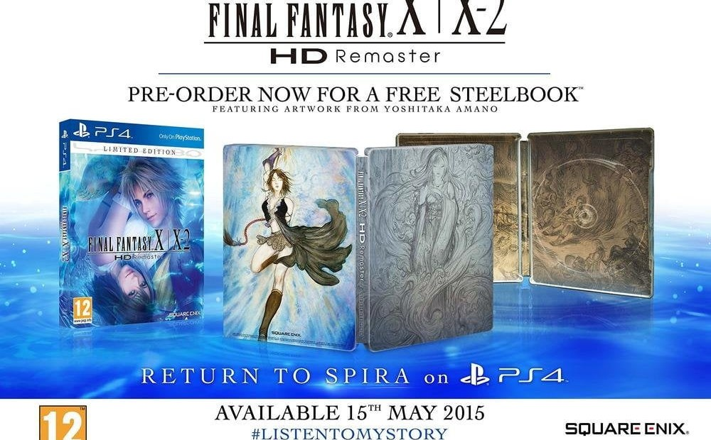 FFX reste un des Final Fantasy préféré des fans !