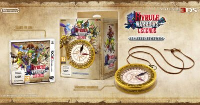 Edition collector d'Hyrule Warriors Legends