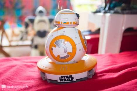 Sphero BB-8 est vraiment trop trop craquant !