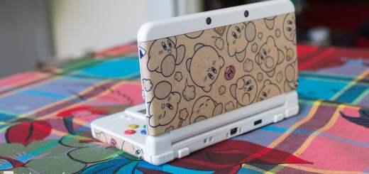Je voulais une coque Pikachu pour ma new 3DS, et au F=final, je préfère la coque Kirby...