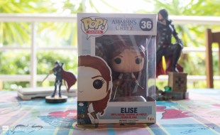 Figurine POP Elise Assassin's Creed Unity