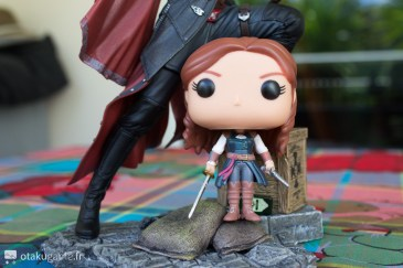 Critinique de la supra mignonne Figurine POP Elise Assassin's Creed Unity