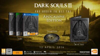 L'édition Apocalypse du jeu est la moins complète, mais également la moins chère des trois.