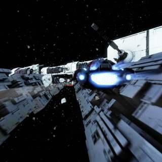 Un petit saut dans l'espace :) !