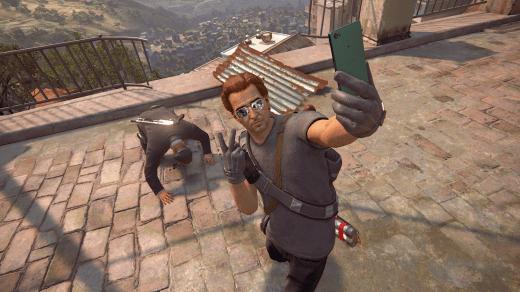 Un ptit selfie ?