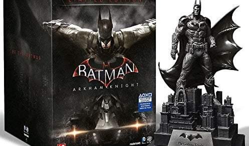 Cette figurine de Batman peut être tienne...
