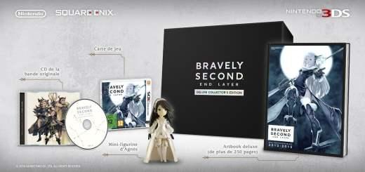 L'édition collector de Bravely Second