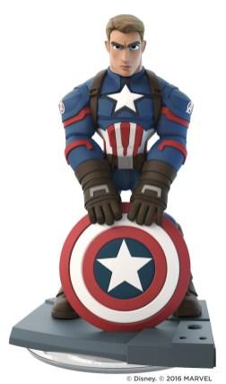 Captain America Civil War Disney Infinity 3