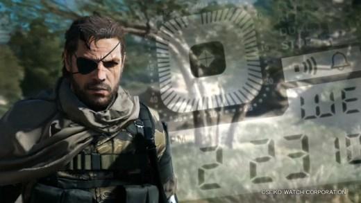 Metal Gear Solid 5 est en promotion ;) !