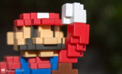 L'Amiibo Super Mario Bros Classic Colors est vraiment détaillé.