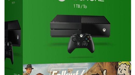 La Xbox One 1to + Fallout 4 moins chère, c'est ici !