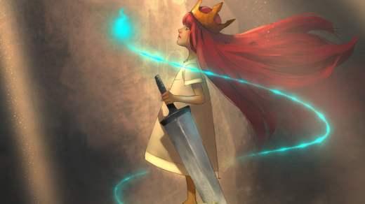 Child of Light... Un des premiers jeux testés sur le blog !