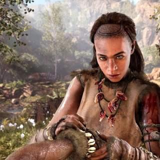 Les Artworks de Far Cry Primal vous feront entrer dans son univers...