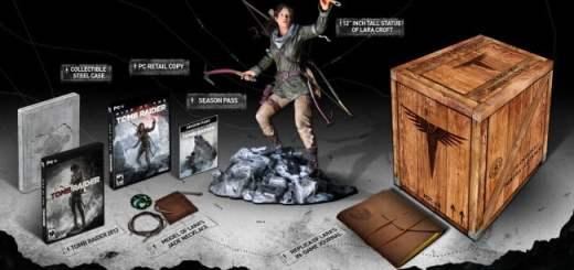 Rise of the Tomb Raider arive le 29 janvier sur PC !