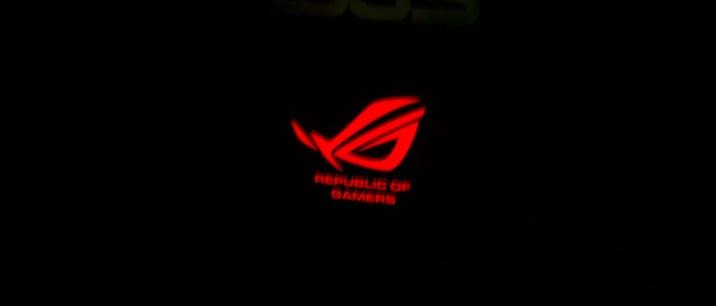 Dans le noir complet, voir ce logo allumé est juste jouissif :) !