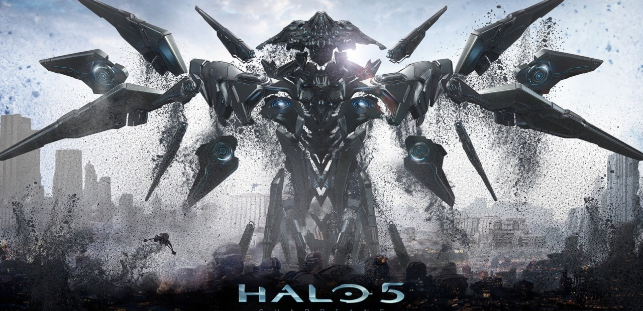 Halo 5...
